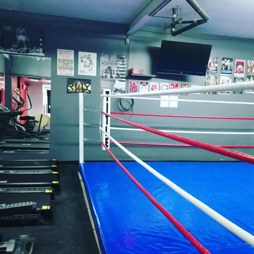 Rebels Boxing & Wrestling Club Ltd gallery