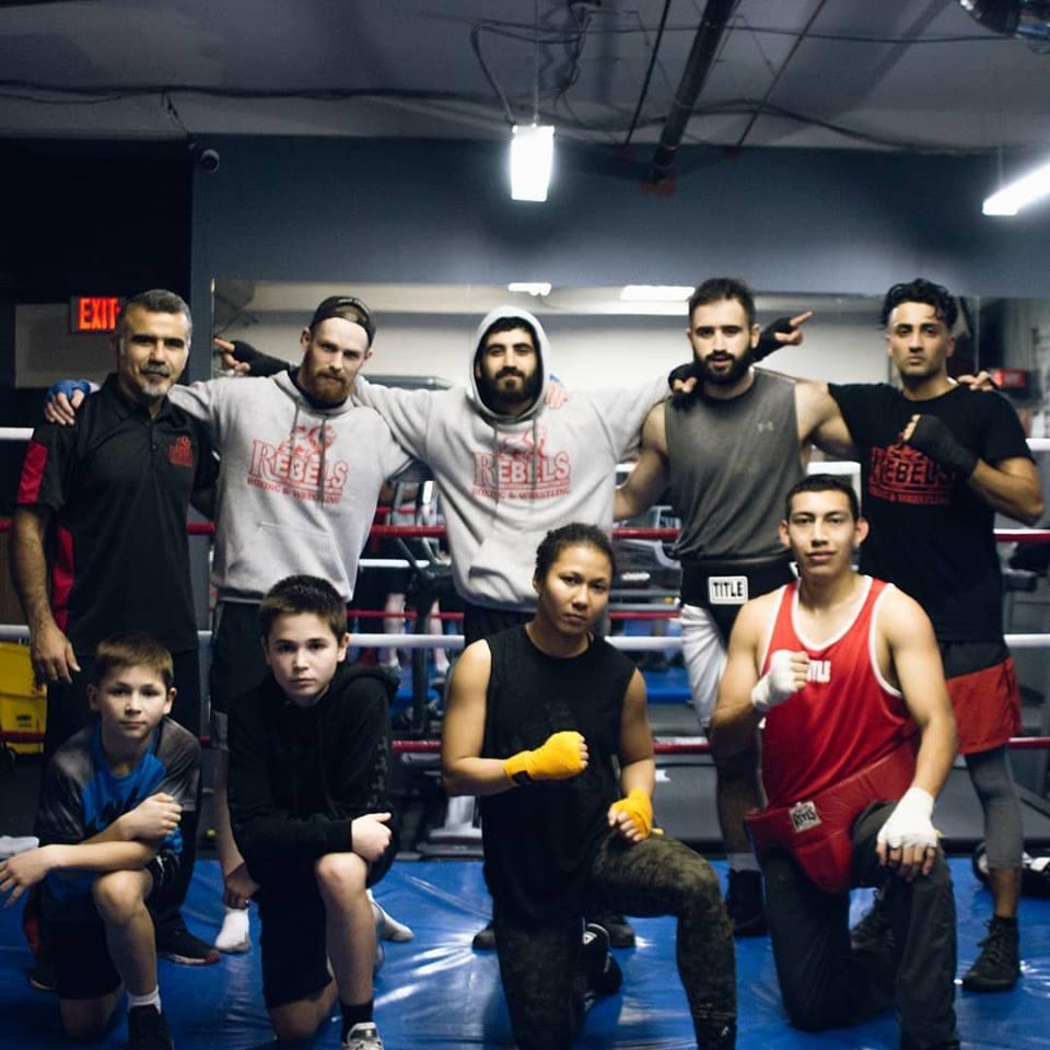 Rebels Boxing & Wrestling Club Ltd